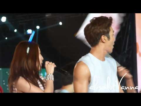[HD/Fancam] 120818 SMTOWN in Seoul Ending Hope