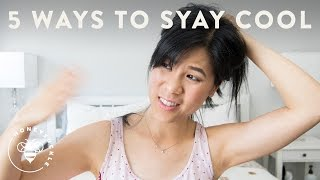 5 Ways to STAY COOL this Summer - VLOG 19