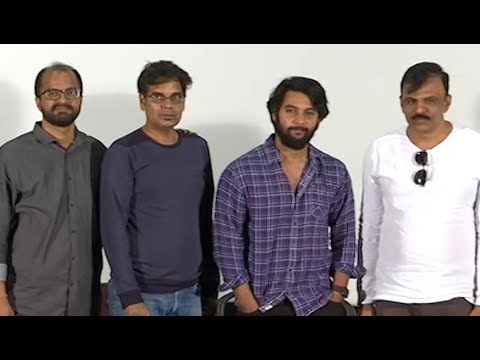 Operation Gold Fish Movie Success Meet