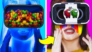 15 Ways to Sneak Candies into the Game Club