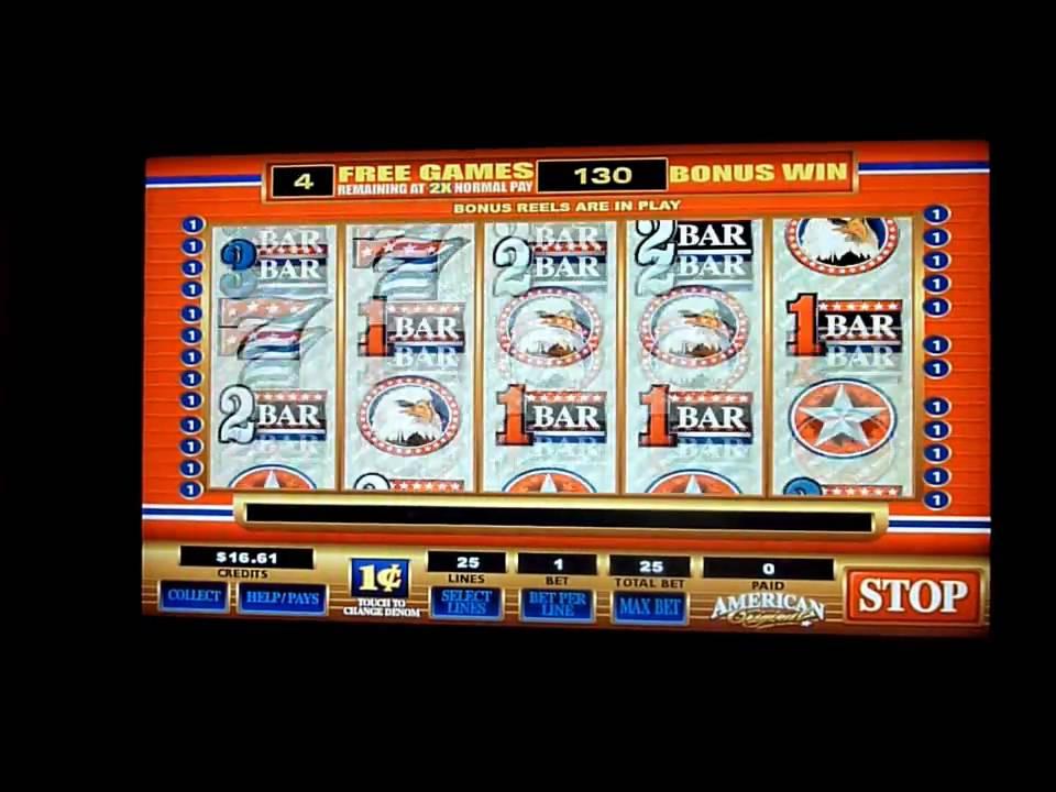 American slot machine