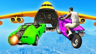 TOP 100 EPIC MOMENTS IN GTA 5