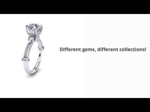 Women's and men Fashion rings