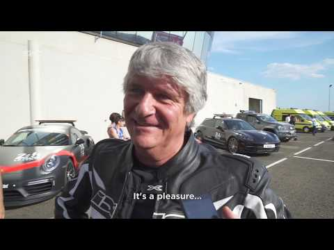 24 Heures Motos - Behind the scene with Jorge VIEGAS, FIM President - Le Mans (France), 2019