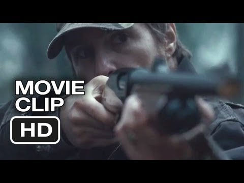 A Single Shot Movie CLIP - Hunting (2013) - Sam Rockwell Thriller HD