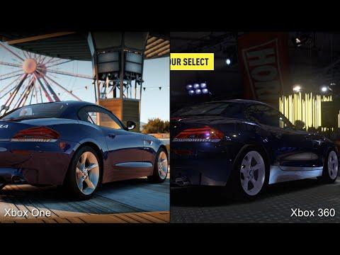 Forza Horizon 2: Xbox 360 vs Xbox One Comparison
