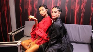 Jorja Smith Interview with Maya Jama | BRITs 2018