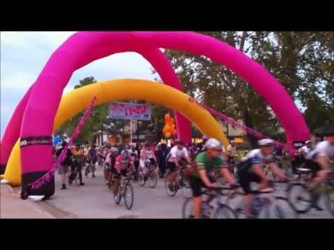 Spark Energy Tour de Pink 2011