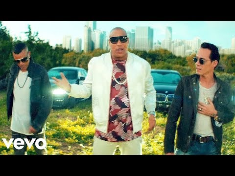 Gente De Zona Ft. Marc Anthony - Traidora (Video Oficial)