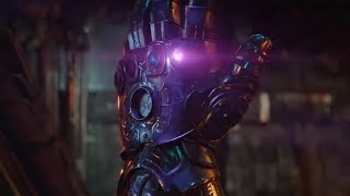 All Infinity Gauntlet Powers, Effects, and Sounds HD Avengers Infinity War