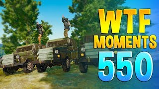 PUBG WTF Funny Daily Moments Highlights