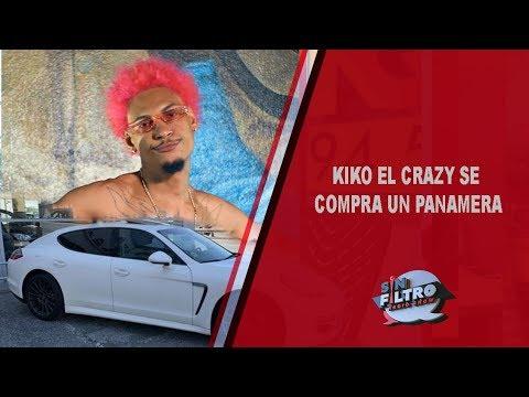 Kiko El Crazy compra un Porsche Panamera, aquí te decimos cómo lo compro y que implica!!!