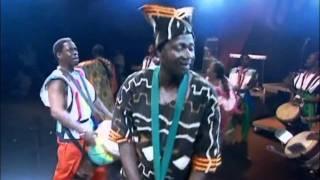 Paula Feitsma - Mamady Keita and sewa kan