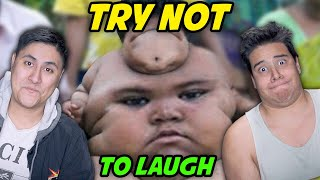 TRY NOT TO LAUGH CHALLENGE **IMPOSSIBLE**