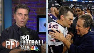 How upset is Bill Belichick with Tom Brady's OTA absence? I Pro Football Talk I NBC Sports