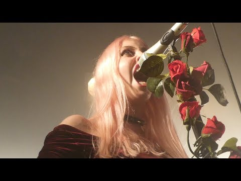 InHeaven - Treats / Wasted my life - Live Paris 2017