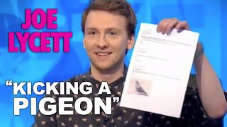 Joe Lycett on 8 Out of 10 Cats Does Countdown - Letter 2