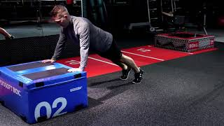 10 Minute Workout | Plyo Pump | DW Fitness First