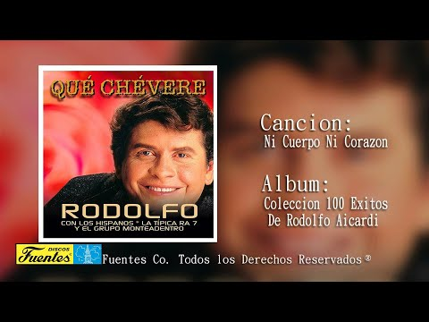 Ni Cuerpo Ni Corazón - Rodolfo Aicardi Con Los Hispanos / Discos Fuentes