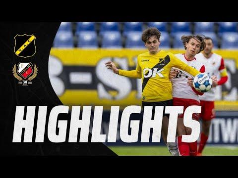 HIGHLIGHTS | NAC Breda - Jong FC Utrecht