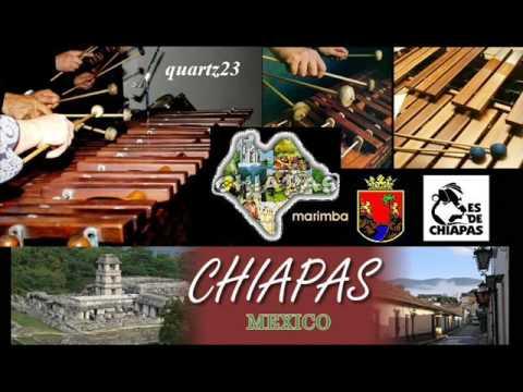 Marimba Orquesta de Chiapas - Jugo de Piña