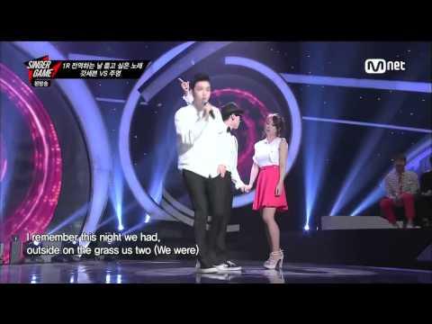 주영Joo young (jeff_bernat) -call you mine 싱어게임
