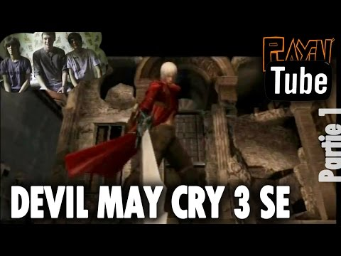 Playin' Tube s2 #10 - Devil May Cry 3 Special Edition (PS2) partie 1 ...