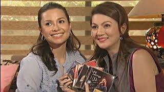 Carmina, celebrates birthday with Lea Salonga on 'SIR'