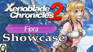 Xenoblade Chronicles 2 - Fiora Showcase (Challenge Mode DLC)