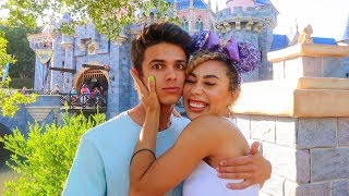 DATING MY BEST FRIEND FOR 24 HOURS (w/ MyLifeAsEva) | Brent Rivera