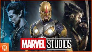 Marvel Studios Teases Tons of Unannounced MCU Film Reveals
