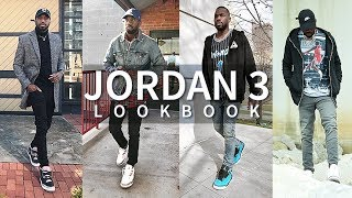 HOW TO STYLE JORDAN 3's | I AM RIO P.