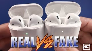 $50 For The Perfect Fake AirPods 2 Clone