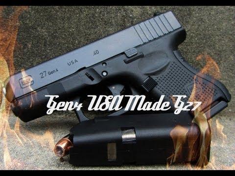 Baixar USA Made Gen4 Glock 27 HD Review