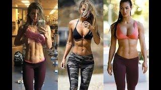 """Những nữ gym thủ xinh đẹp và sự """"điên rồ"""" của họ."""