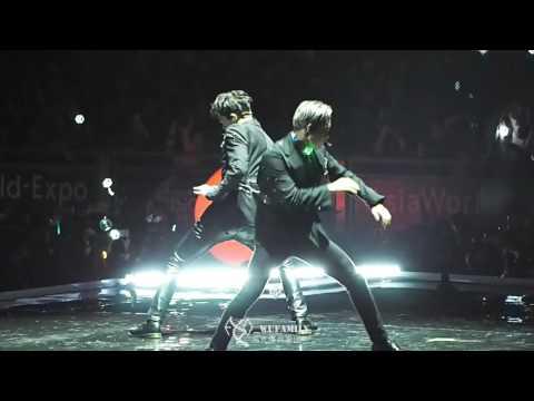 161202 - Kai Sehun Duo Dance