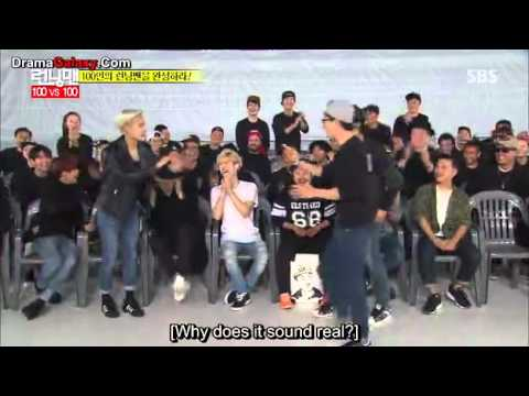 Funny chinese conversation Runningman GOT7 Jackson
