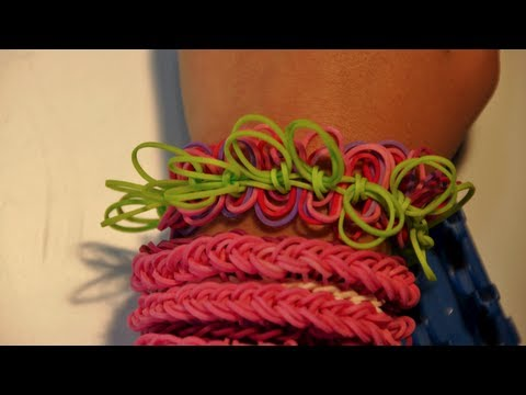 New Style How To Make A Hula Hoop Rubber Band Bracelet On