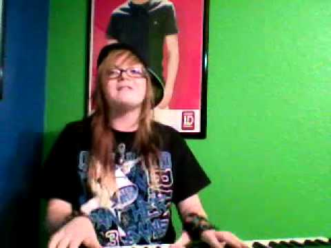 "Me singing ""Forget You"" by Cee Lo Green"