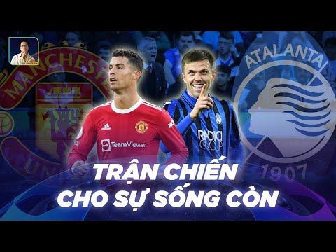 MANCHESTER UNITED - ATALANTA   CHIẾN THẮNG CHO SỰ SỐNG CÒN   UEFA CHAMPIONS LEAGUE