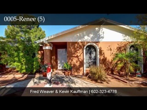 1608 W Renee Dr, Phoenix, AZ 85027 presented by Group 46:10 - Keller Williams Realty Phoenix
