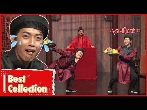 Hội Ngộ Danh Hài Best Collection   Tập 4: Khi youtuber triệu view Cris Phan hóa thân thành danh hài
