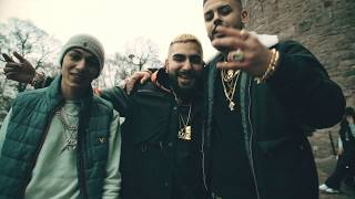 "Lion Akhi ""Ghetto Iranier"" ft. Saliboy & Thirdson (Official video)"