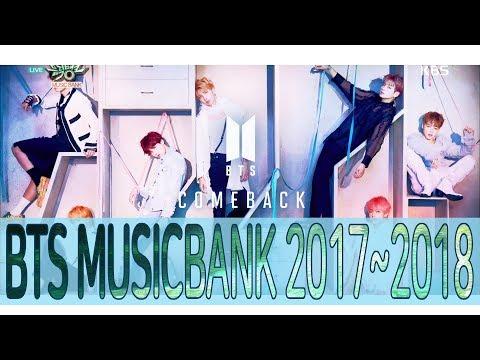 BTS MUSICBANK 2017~2018 모음Zip[방탄소년단]