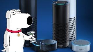 Was hört ALEXA wirklich? Ist Alexa gefährlich? Amazon Echo belauscht uns?