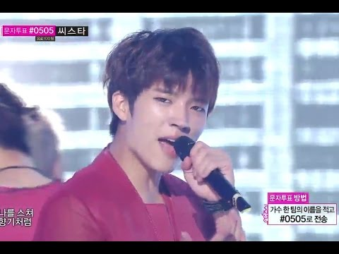 [HOT] INFINITE - Back, 인피니트 - 백, 1위, Show Music core 20140802