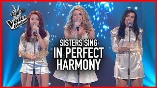 PERFECT HARMONY VOICES give coaches CHILLS | WINNER'S JOURNEY #3
