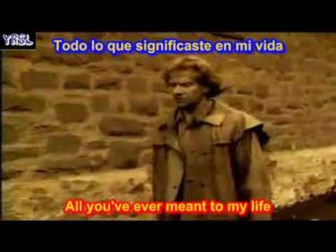 Goodbye - Air Supply  (SUBTITULADO  INGLES ESPAÑOL )