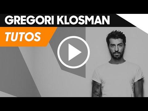 Gregori Klosman STUDIO-RDV MJ Tutoriels