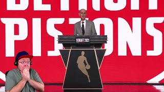 I MISSED THE DRAFT! Reacting To The 2021 NBA Draft
